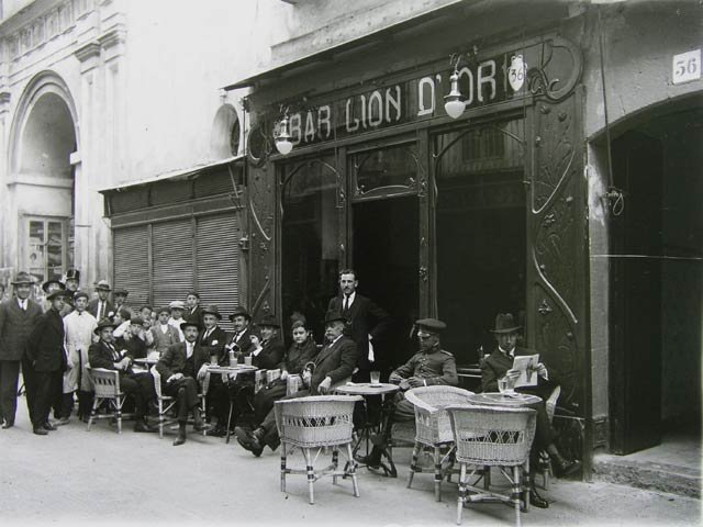 Bar Lion D'or